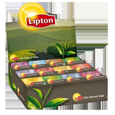 Lipton displayboks