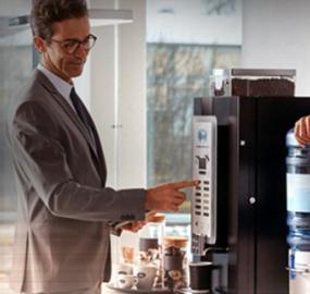 Kjærligheten mellom kaffe og arbeid