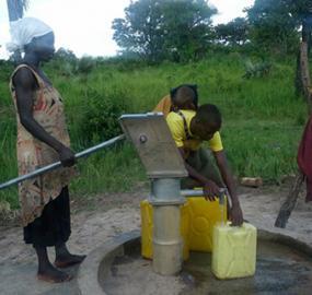 Eden støtter Verdens vanndag ved å gi rent vann til Afrika