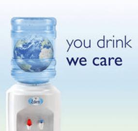 Eden Springs lanserer miljøvennlig vannkjøler