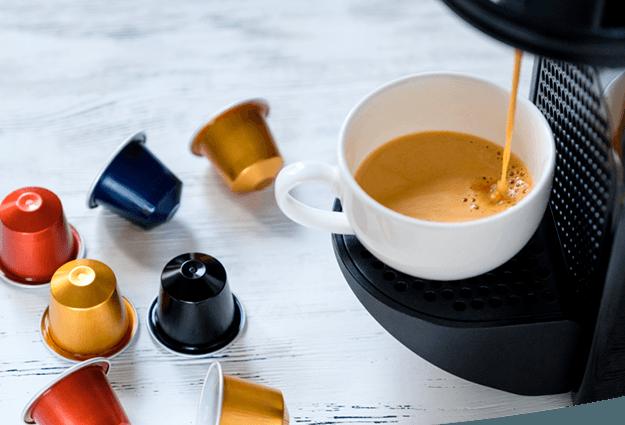 Kapselkaffemaskiner