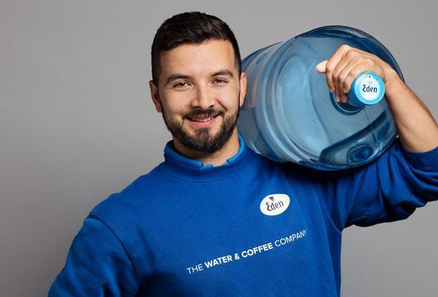 Om vår vannleveringstjeneste